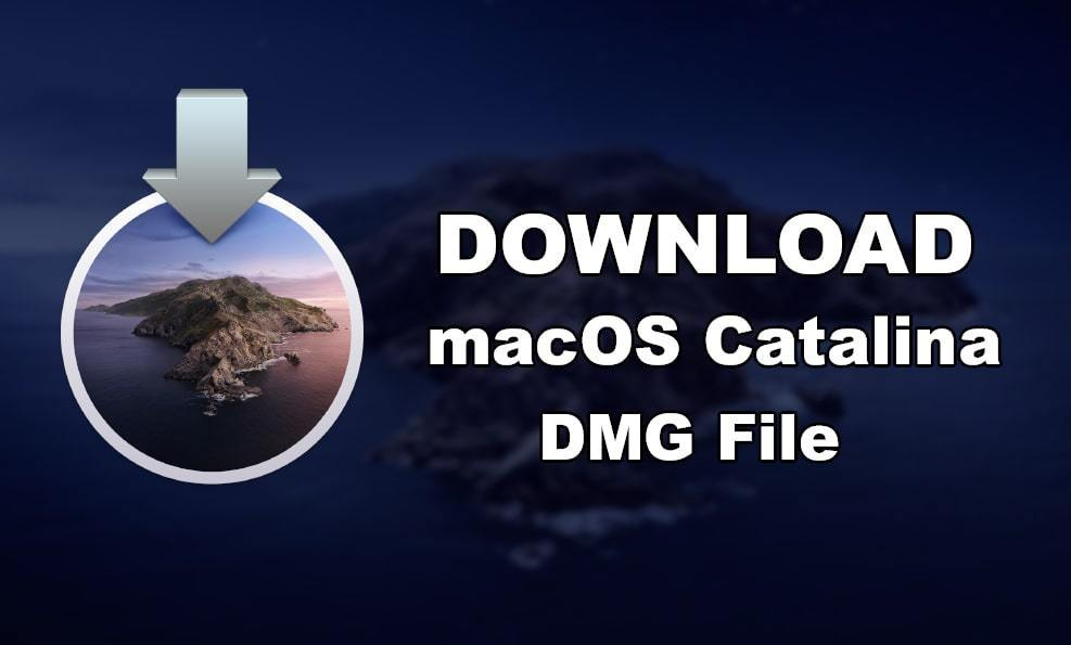 Download macOS Catalina DMG 10.15.4 File– (2 Direct Links)
