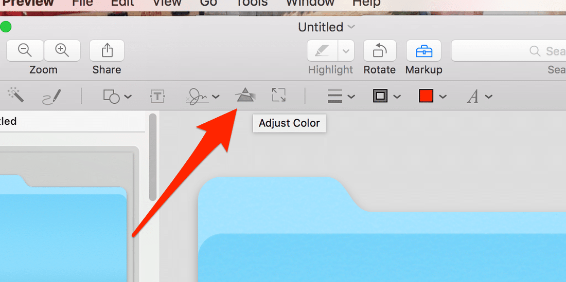 How to change the color of a folder on a Mac computer - Business Insider