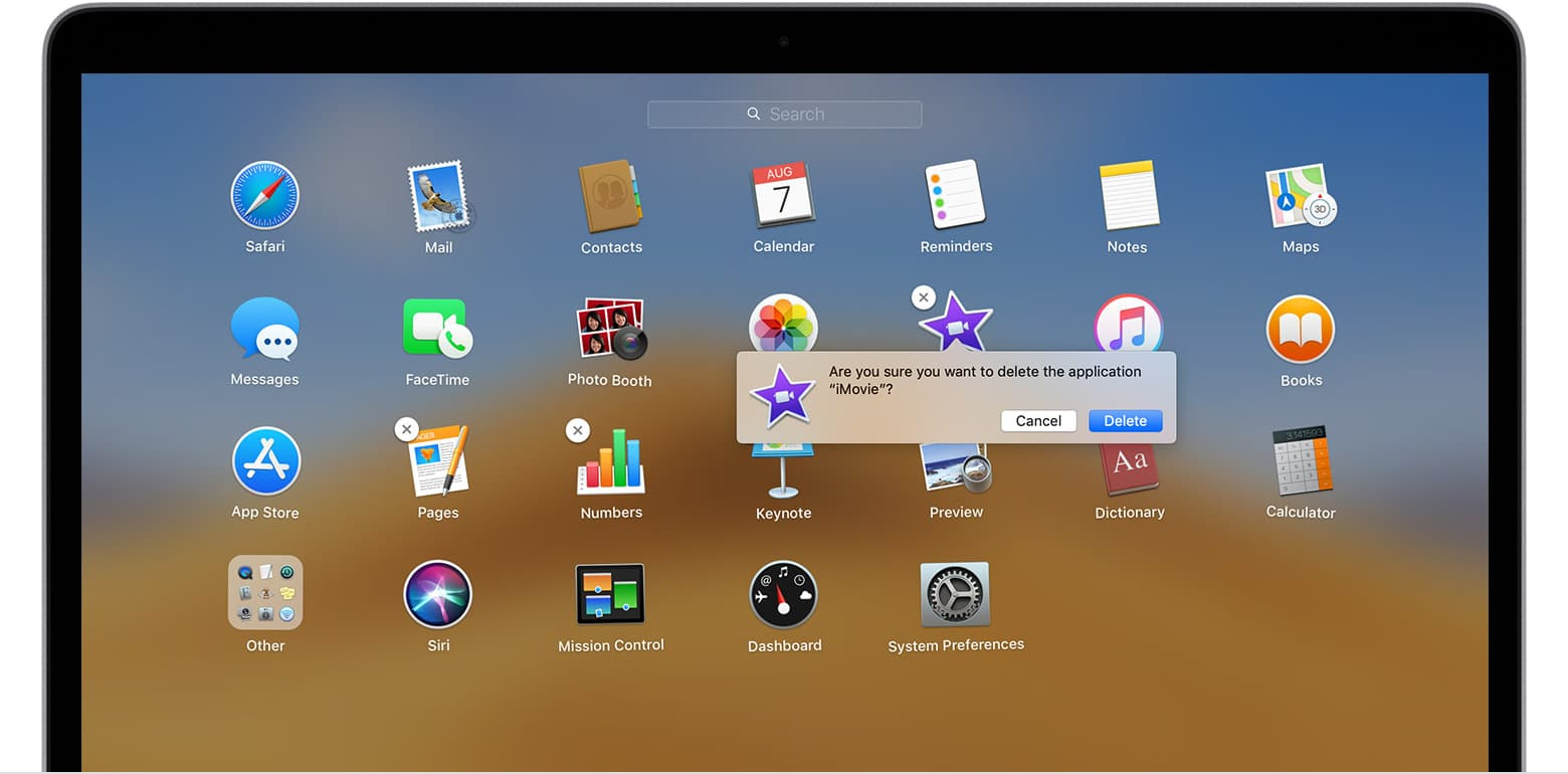 How to delete apps on your Mac - Apple Support