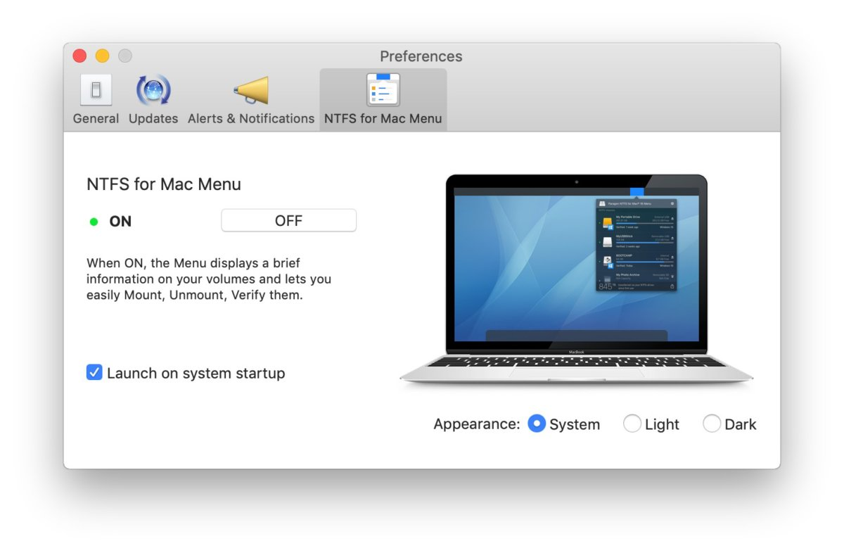 Paragon NTFS for Mac Mojave Edition review: Ready to embrace the dark side  | Macworld