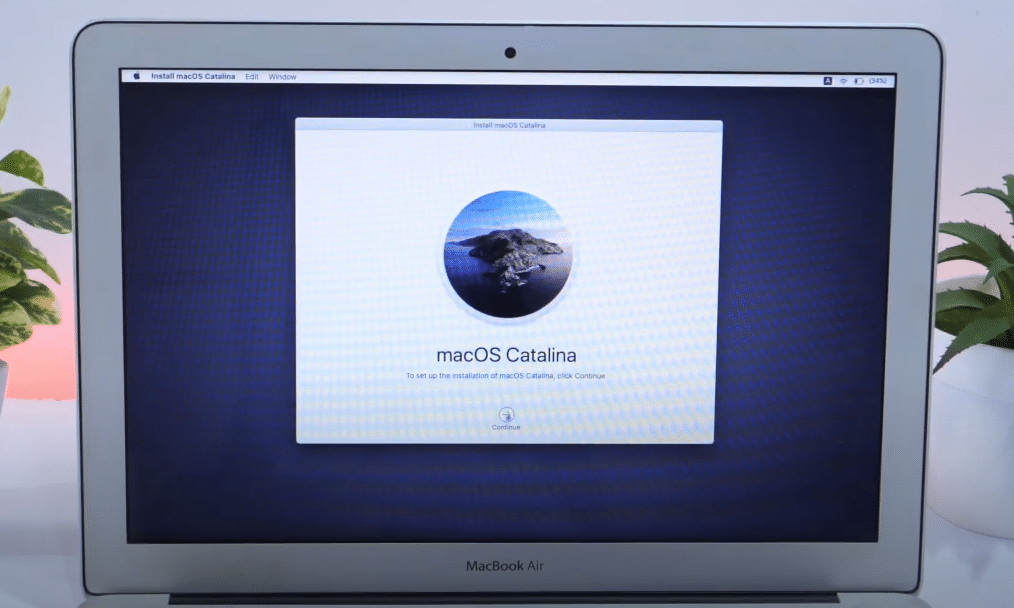 Install macOS Catalina from Bootable Installer